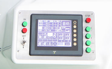 lcd touch control function